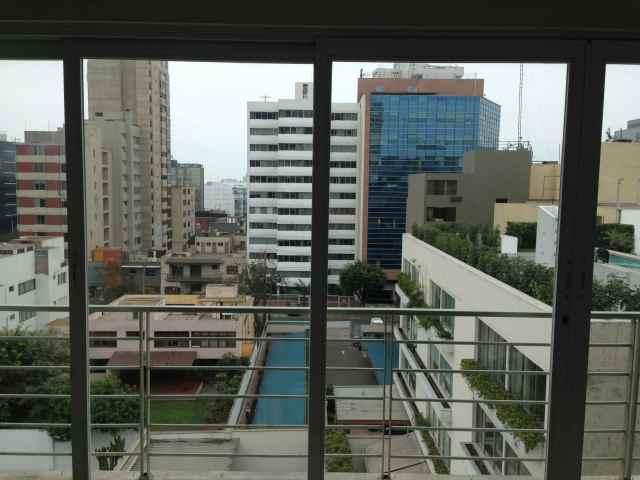 View of Lima Peru